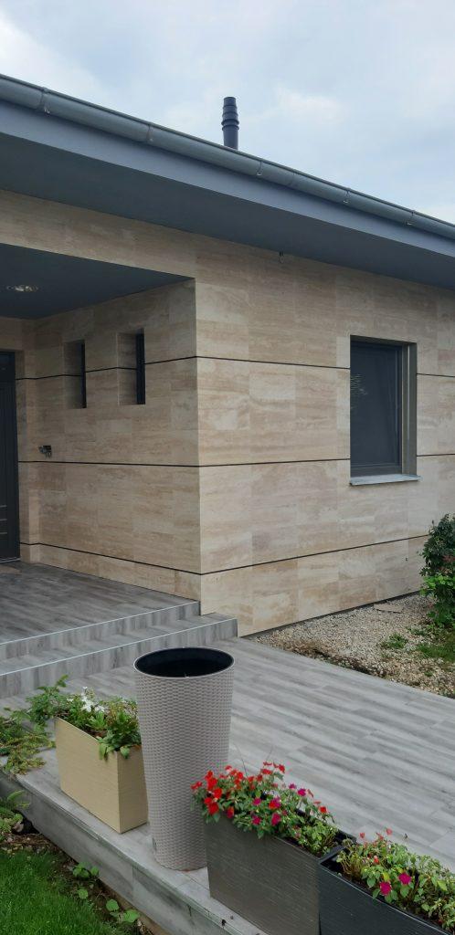 keramicky obklad rodinneho domu nitra